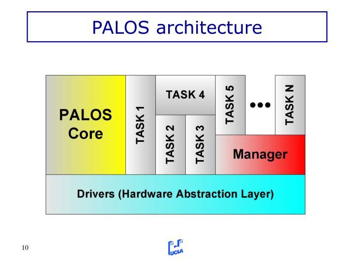 PALOS architecture