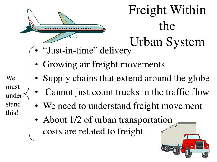 Freight Within the