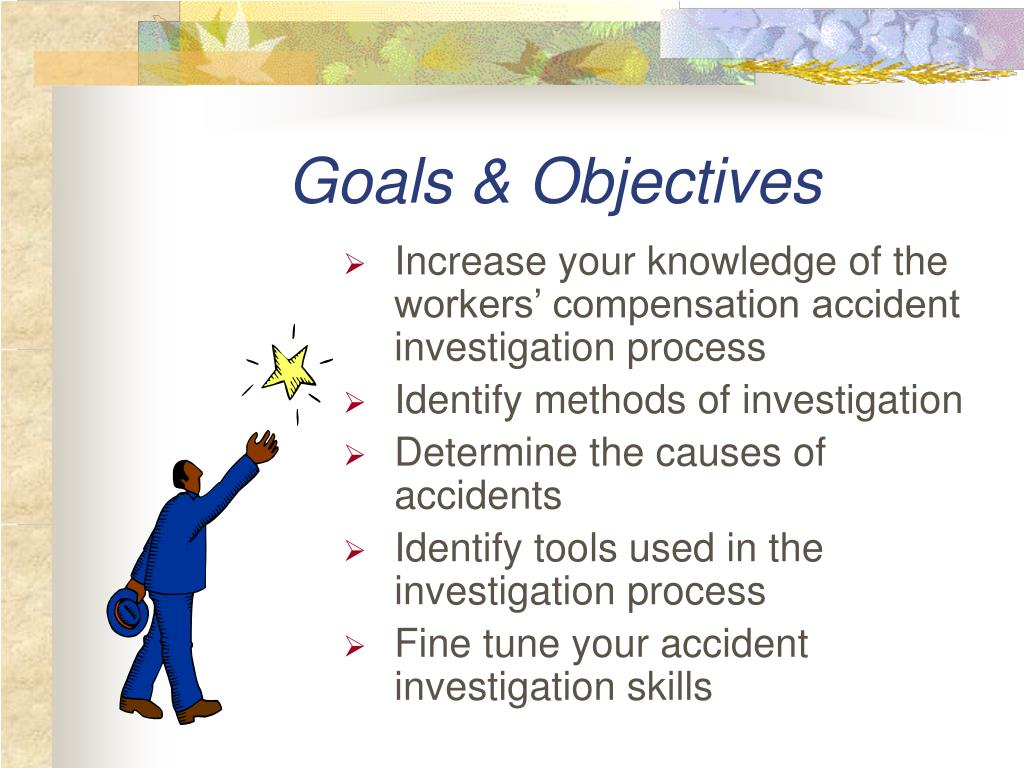 Goals & Objectives