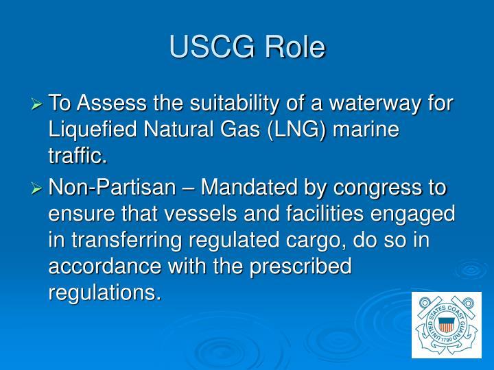 USCG Role