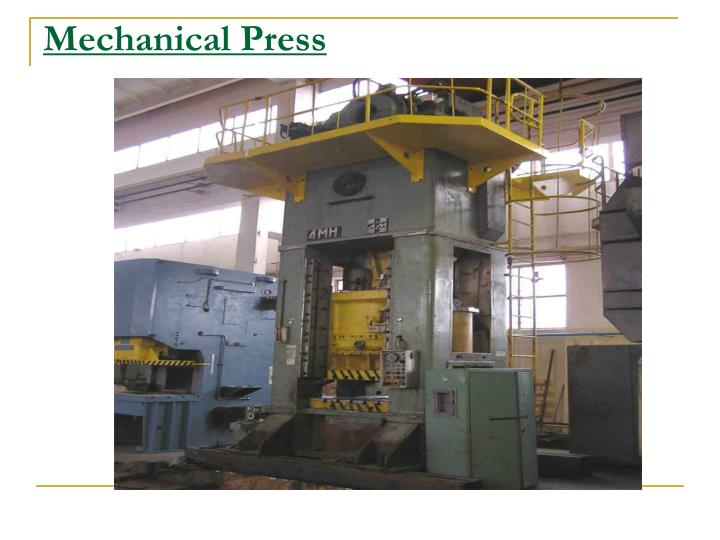 Mechanical Press