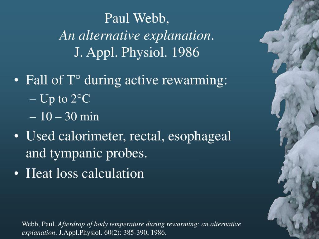Paul Webb,