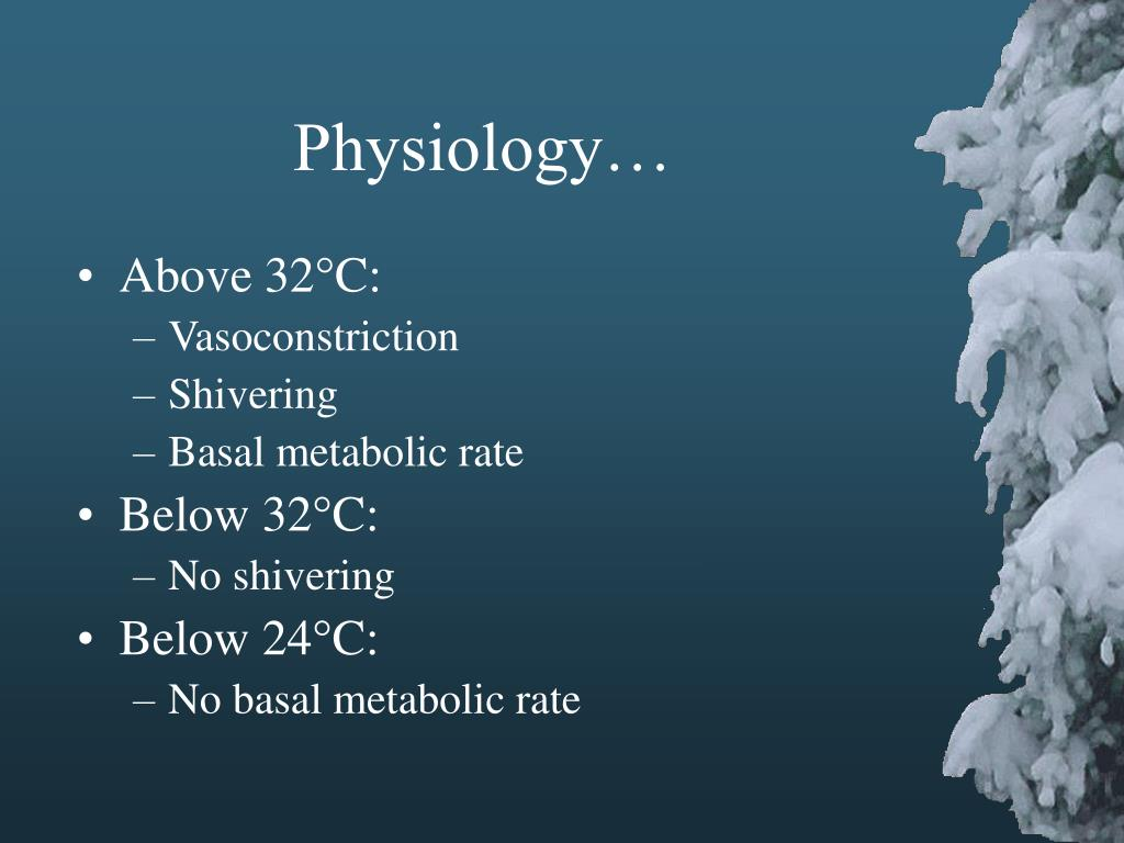 Physiology…