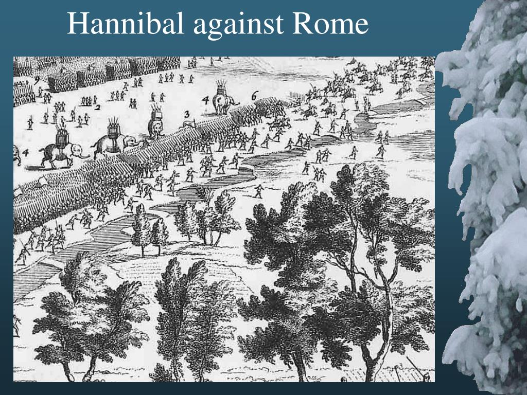 Hannibal against Rome