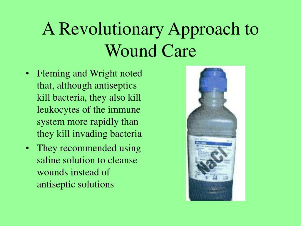 A Revolutionary Approach to Wound Care