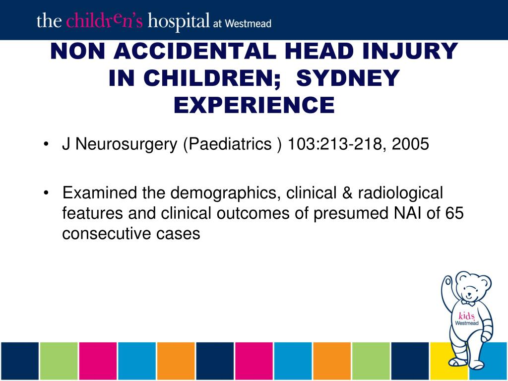 Shaking And Other Non Accidental Head Injuries In Children