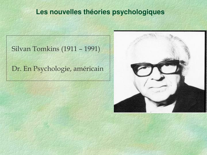Les nouvelles théories psychologiques