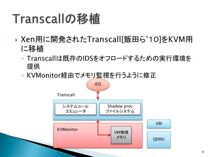Transcall