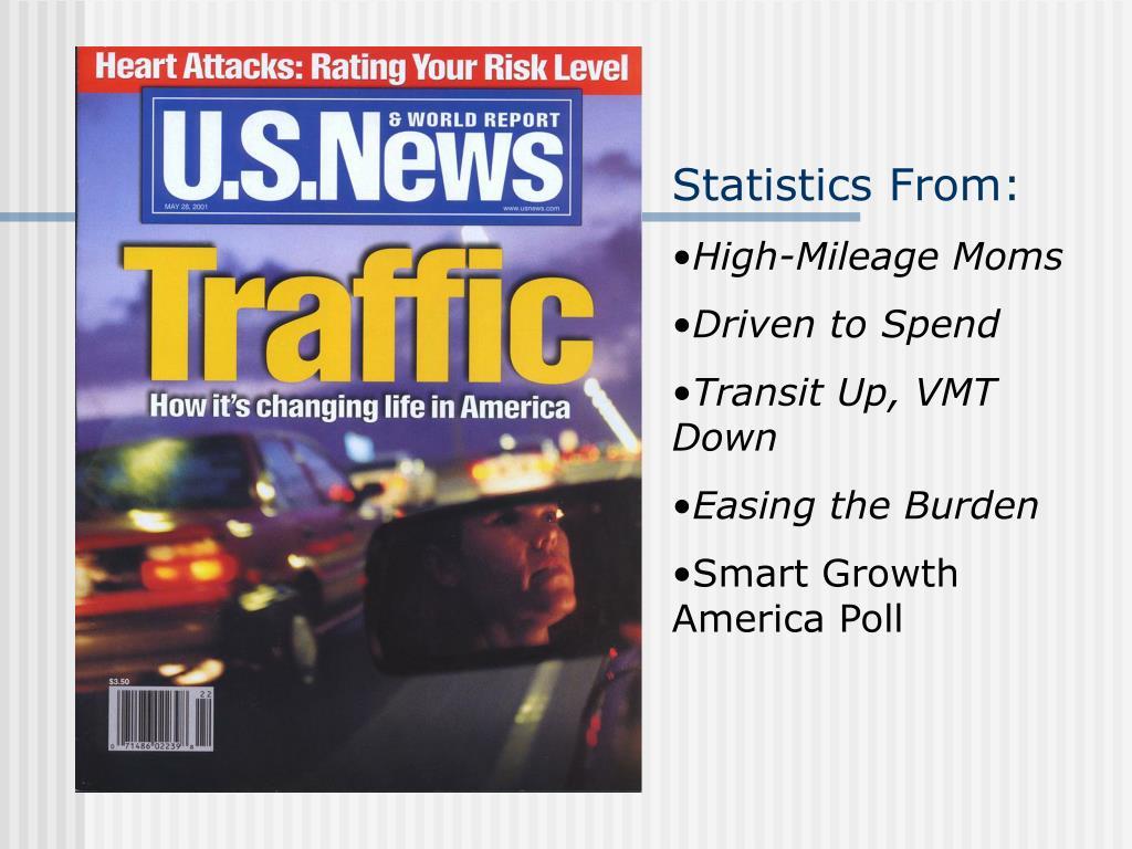 Statistics From: