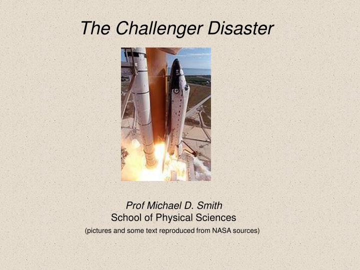 challenger disaster case study ethics Engineering ethics i – a collection of engineering ethics case studies general principles • space shuttle challenger disaster (1986.
