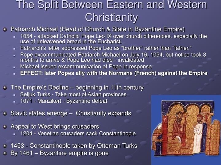 church state relationship byzantine empire