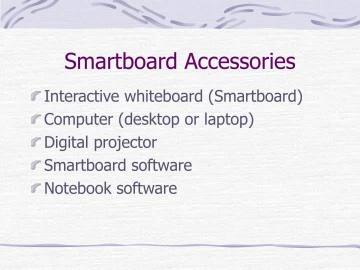 Smartboard Accessories