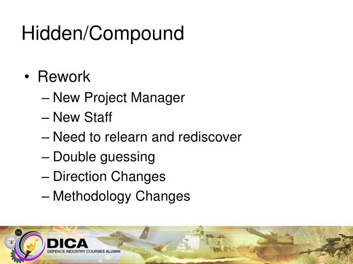 Hidden/Compound