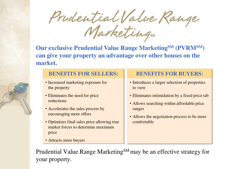 BENEFITS FOR SELLERS: