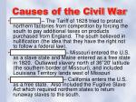 causes of the civil war1