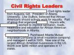civil rights leaders1