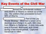 key events of the civil war2