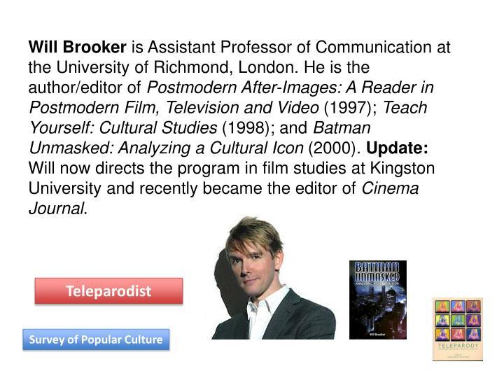 Will Brooker