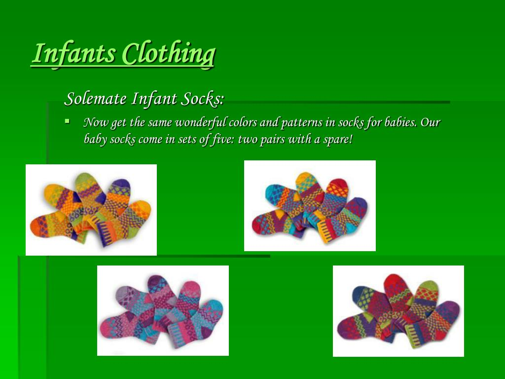 Infants Clothing