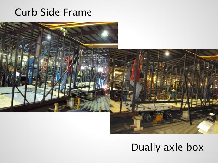 Curb Side Frame