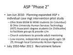 asp phase 2