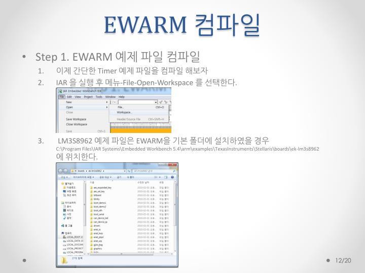 EWARM
