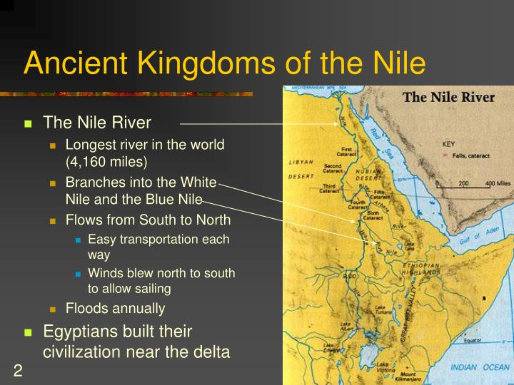Ancient kingdoms of the nile1