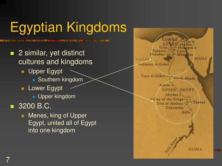 Egyptian Kingdoms