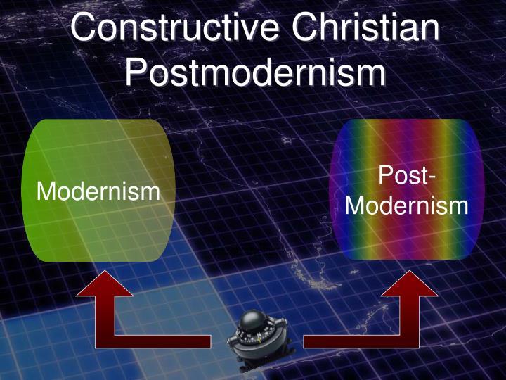 Constructive Christian Postmodernism