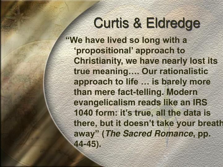 Curtis & Eldredge