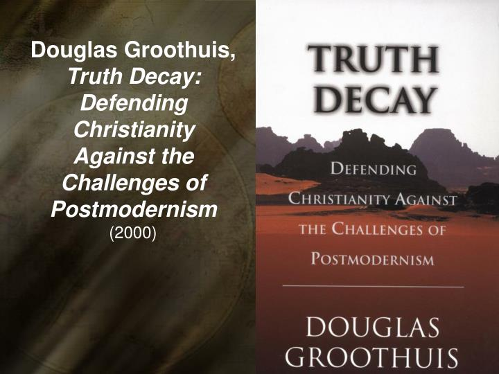 Douglas Groothuis,