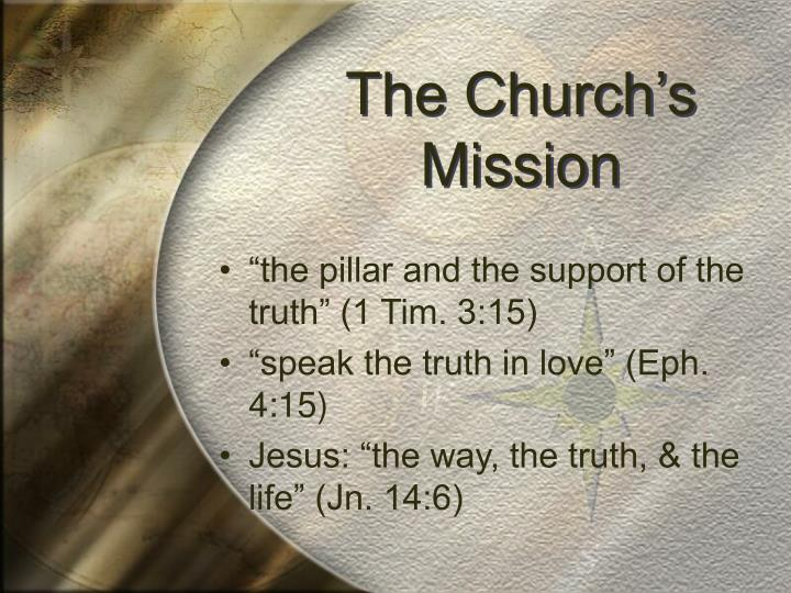 The Church's