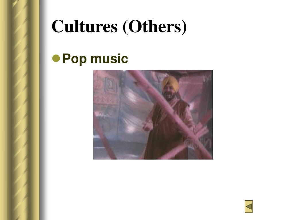 Cultures (Others)