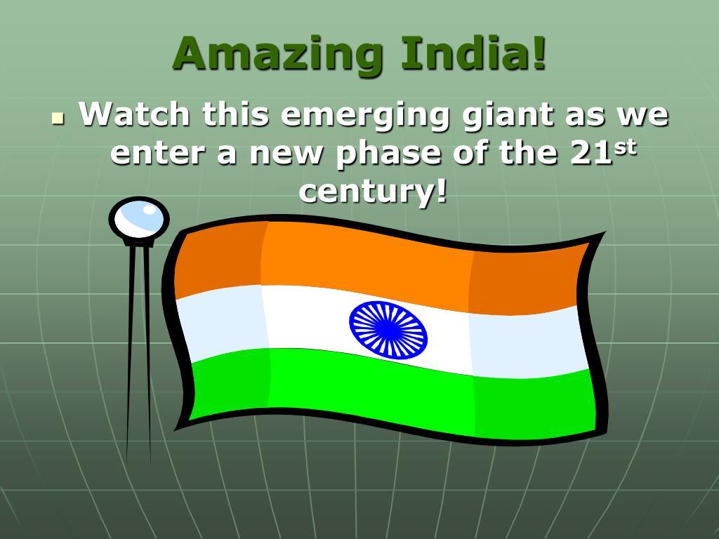 Amazing India!