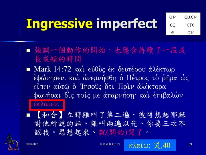 Ingressive