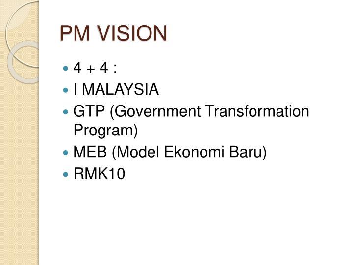 PM VISION