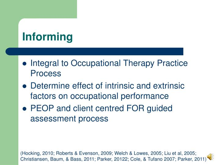 Occupational therapy shown to improve lives of people in chronic pain
