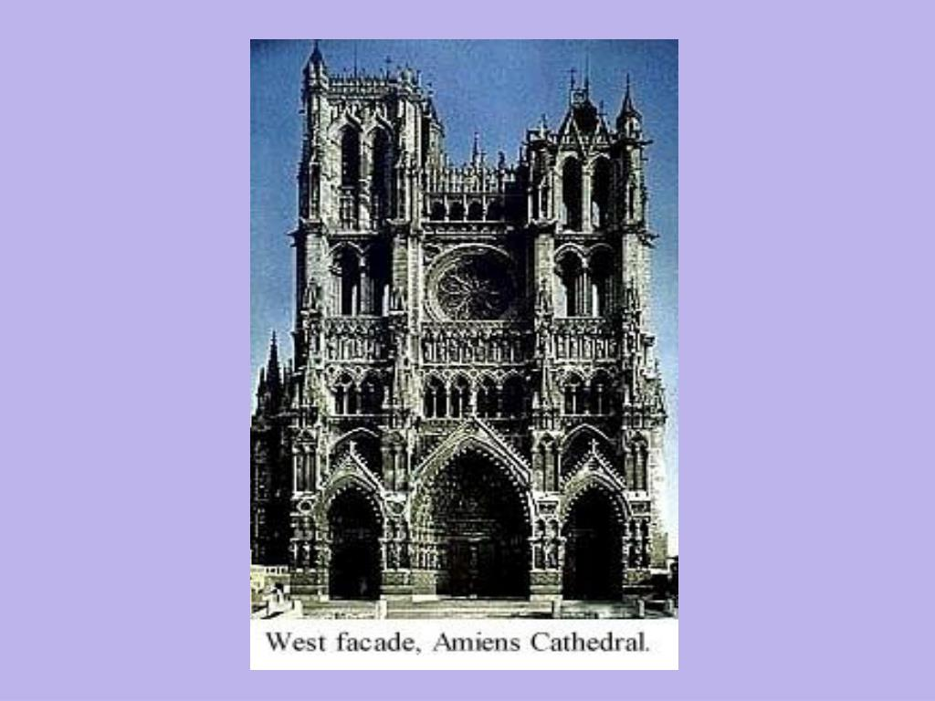 Amiens Cathedral,