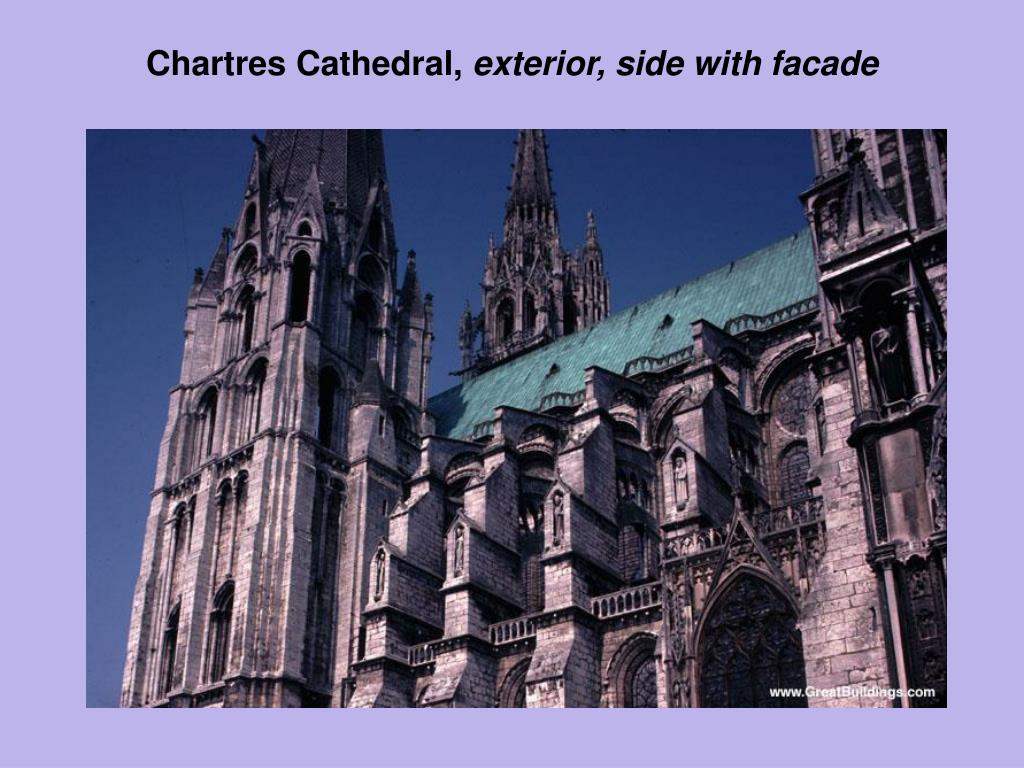 Chartres Cathedral,