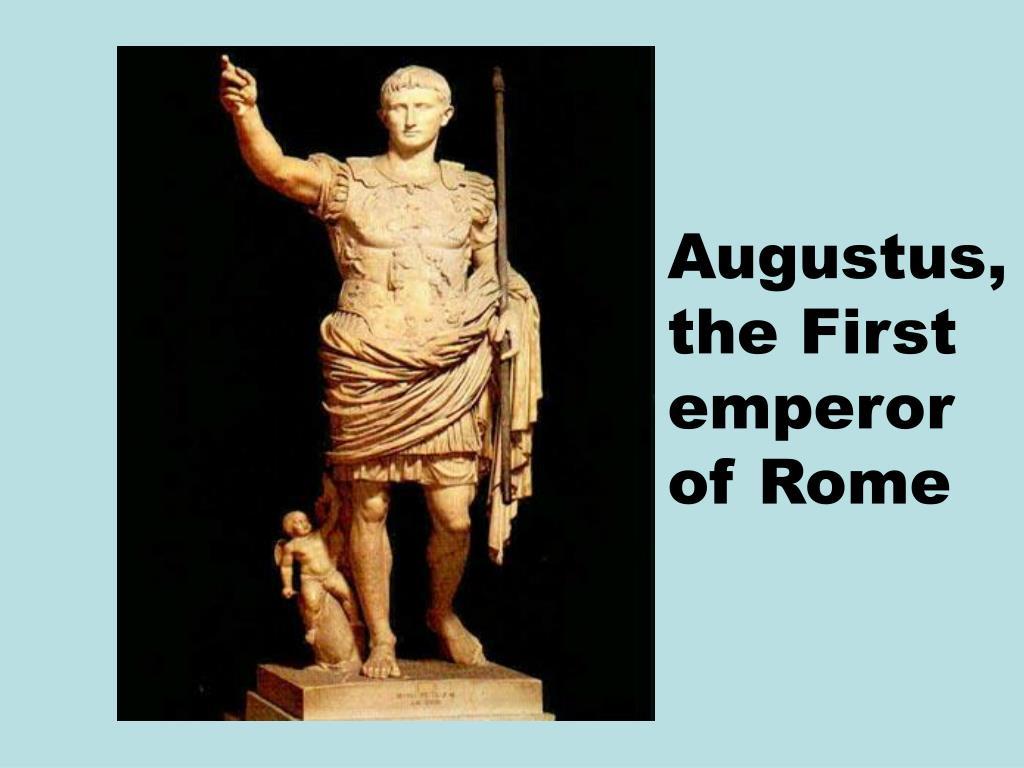 Augustus,