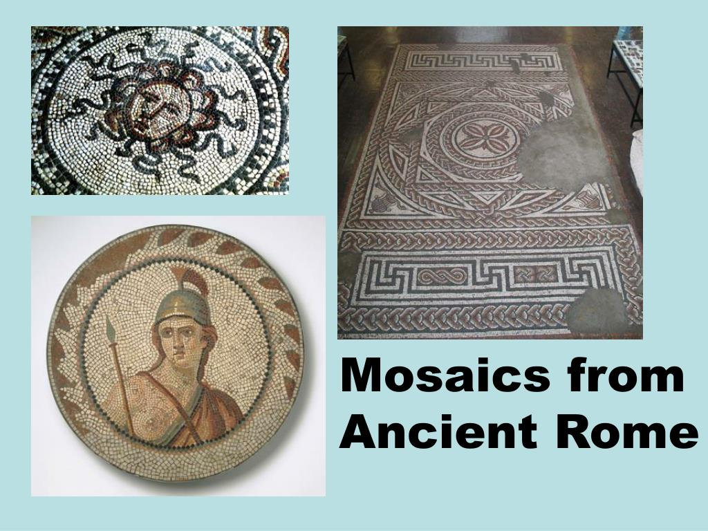 Mosaics from