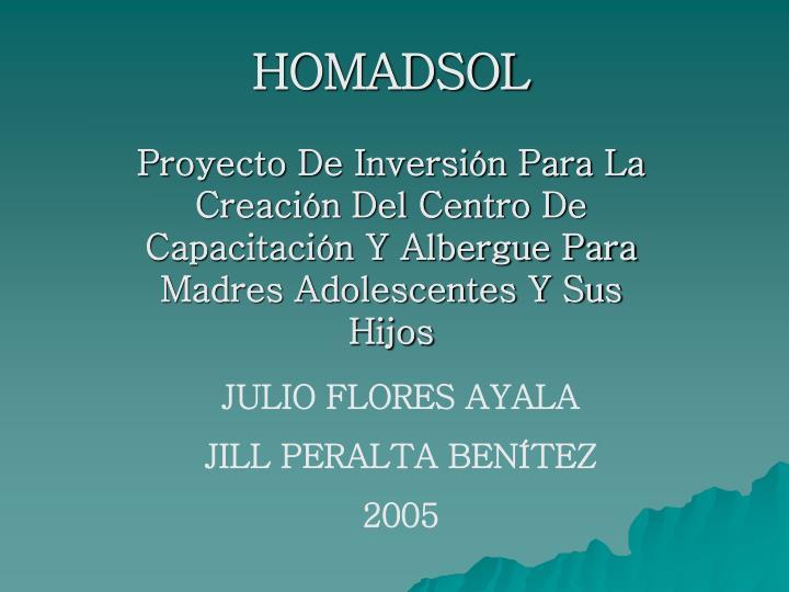HOMADSOL