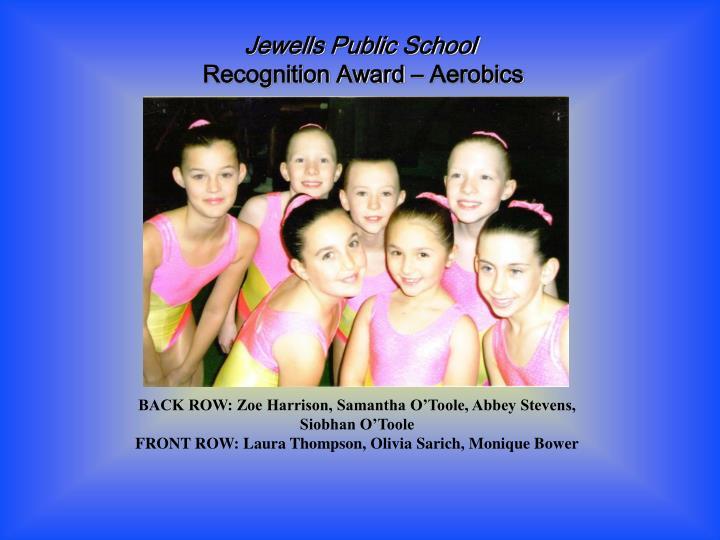 Jewells Public School