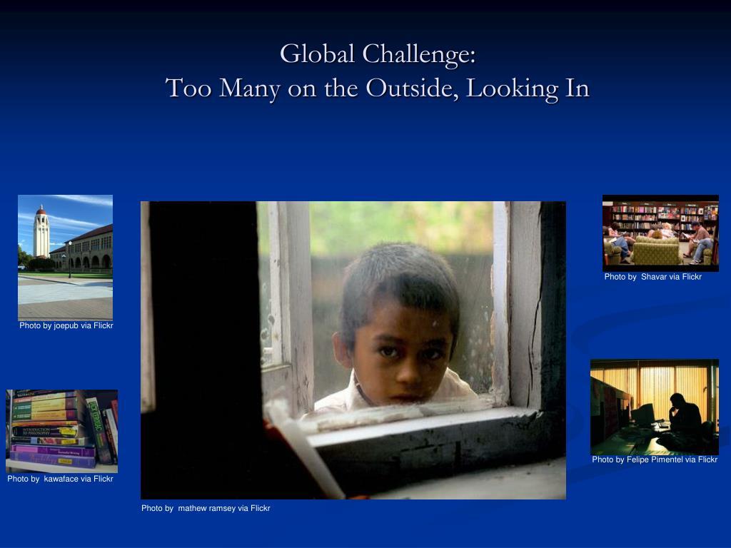 Global Challenge: