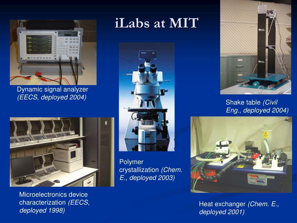 iLabs at MIT