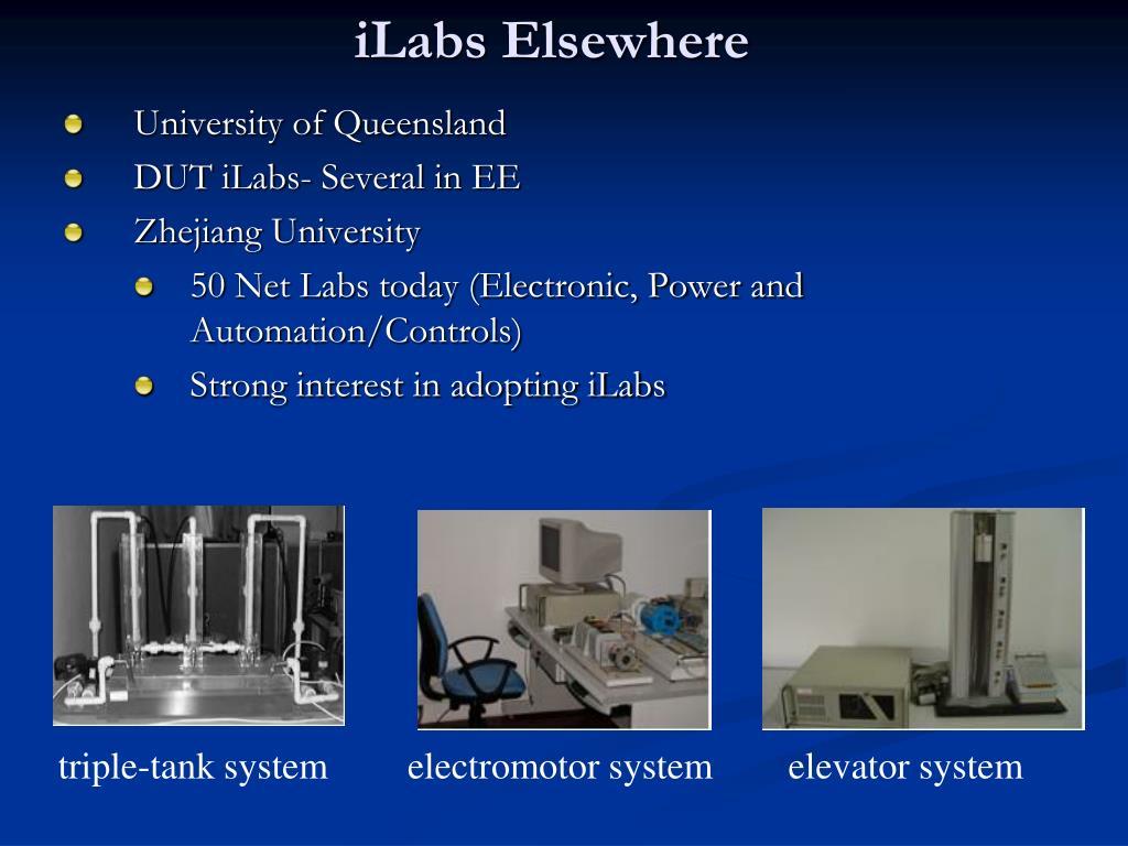 iLabs Elsewhere