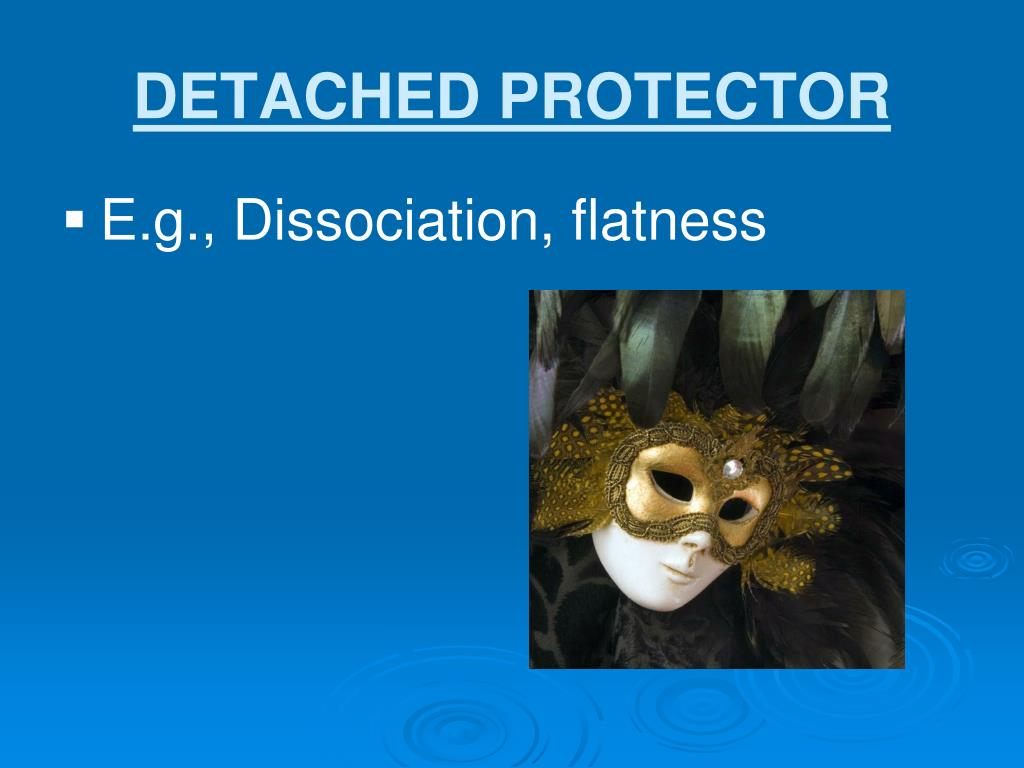 DETACHED PROTECTOR
