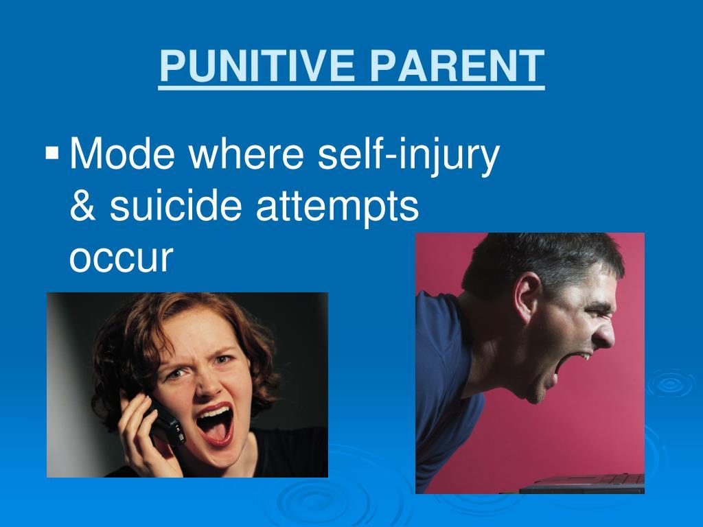 PUNITIVE PARENT