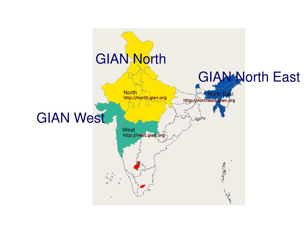 GIAN North