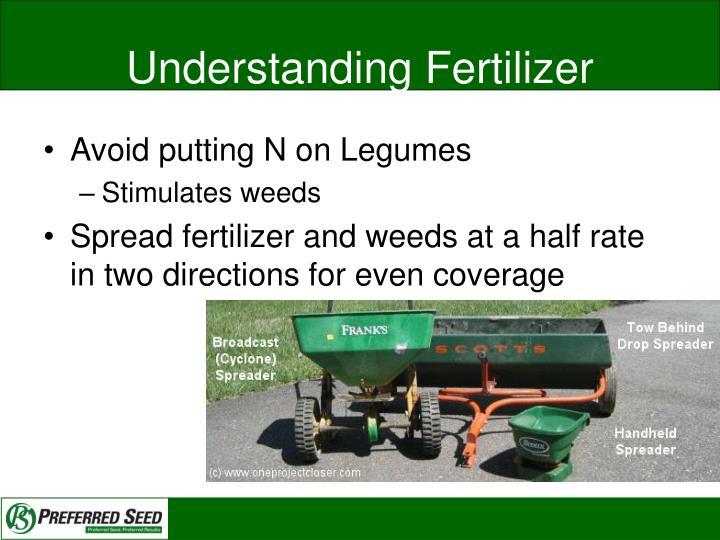 Understanding Fertilizer